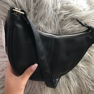 Forever 21 black mini bag